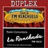 Logo DUPLEX CON FM LA RANCHADA: ORGANIZACIÓN BARRIAL Y PROYECTOS DE RECUPERACIÓN DE ESPACIOS PUBLICOS