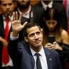 Logo Así se juramenta Juan Guaidó @jguaido como Presidente interino 🇻🇪🇻🇪🇻🇪🇻🇪