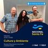 Logo CULTURA Y AMBIENTE - 28/08/2021 - RADIO NACIONAL SANTA FE