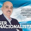 Logo Nota con el precandidato a presidente por el Frente Patriota Alejandro Carlos Biondini.