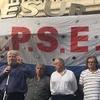 """Logo Carlos Minucci: """"Hay una violencia muy fuerte contra los sindicatos y los trabajadores"""""""