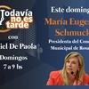 Logo Entrevista a la flamante Presidenta del Concejo, María Eugenia Schmuck