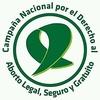 Logo Entrevista a Claudia Cárpena, actriz, por la legalizacion del Aborto