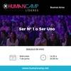 """Logo Clara Pazos y Federico Seineldin, directores de #HumanCamp, sobre el encuentro: """"Ser N° 1 o Ser Uno"""""""