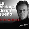 Logo Horacio Pagani Diseñador Automotriz