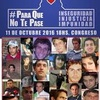 Logo Editorial de Ernesto Tenembaum sobre la convocatoria #ParaQueNoTePase sobre la Seguridad