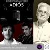 """Logo """"Canciones para decir adiós"""" en las invitaciones de Reunión Cumbre con Carlos Ulanovsky en AM750"""