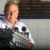 """Logo Claudio Garófalo: """"Las cenizas de mi viejo están en Estancia Chica"""""""