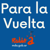 Logo Para la vuelta / 03-07-2020