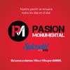 Logo Pasion Monumental Radio