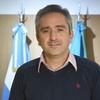 Logo Andrés Larroque, ministro de Desarrollo de la Comunidad bonaerense, en #CaballeroDeDía