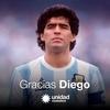 Logo Diego Armando Maradona.😪