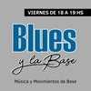 Logo Blues y La Base: Primer programa completo.