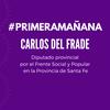 Logo Carlos Del Frade sobre la corrupción y los fiscales en Primera Mañana