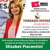 Logo Entrevista a Elisabet Piacentini, presidenta de Mujeres Empresarias Fecoba en Torrado intenso