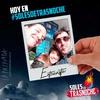 Logo Entrevista a l@s herman@s Abrevaya. Celeste, Mariano y Ramiro en Soles de trasnoche x Fm La Patriada