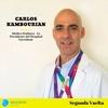 Logo Entrevista con el médico pediatra Carlos Kambourian por Segunda Vuelta
