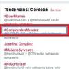 Logo Hoy #ComprendesMendez fue #Tendencia en Córdoba. Escuchá el programa acá ►