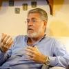 Logo Ricardo Forster, doctor en Filosofía y asesor presidencial, en #CaballeroDeDía