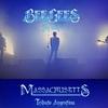 Logo Germán Cabrera, una de las voces de Massachusetts la banda Argentina Homenaje a Bee Gees
