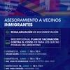 Logo Malvinas Argentinas: Operativo DNI para migrantes e inscripción para la vacuna contra el covid-19