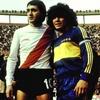 Logo Maradona y Alonso
