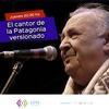 Logo #Programa LU14 El cantor de la patagonia versionado