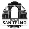"""Logo Mercado de San Telmo en """"Bremer directo"""" anticipando el 9 de julio"""