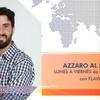 Logo Gustavo Veiga en Azzaro al Horno