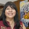 """Logo Katia Gibaja: """"Honrar a la Pachamama es una celebración íntima, de carácter familiar."""" Parte 1"""