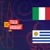 Logo D.Mera,Uruguay vs Italia,Sub 20,11/6/17