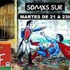 Logo SOMXS SUR PROGRAMA DEL MARTES 16 DE AGOSTO