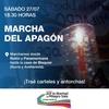 """Logo """"Vamos la copa de leche"""" ((Radio)) Marcha a la Casa de BLAQUIER en San Isidro"""