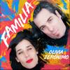 Logo La Familia de Olivia y Jerónimo en la palabra de Jerónimo Guiraud
