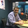 Logo 100 años de radio: Luis Garibotti