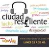 Logo Programa #24 Ciudad Resiliente Radio 10 de Setiembre 2018
