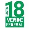 Logo Facundo Bergallo y Mariano Diàz 18 VERDE FEDERAL en Radio del Pueblo