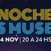 Logo La Noche de los museos en DUM