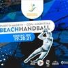 Logo Entrevista Fiorella Colimberto, Copa Argentina de Beach Handball