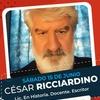 """Logo César Ricciardino: """"Reivindicamos la soberanía en los actos patrios pero no en hechos concretos"""""""