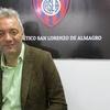 Logo Reportaje al Secretario del Club, Miguel Mastrosimone
