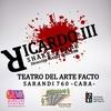 Logo El actor y director Mario Moscoso conversó con Julio G. Elorrio sobre el estreno de Ricardo III