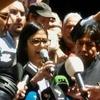 """Logo #NoticiasMegafon """"Hay una intervención del norte para desmontar #MERCOSUR"""" Luis Millán #Venezuela"""