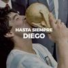 Logo Homenaje a Diego Armando Maradona