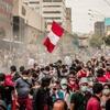 Logo Represión y muerte en Perú