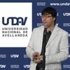 Logo Jorge Calzoni, rector de la Universidad Nacional de Avellaneda (UNDAV)