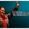 Logo  Milagro Sala con Daniel Cholakian en Lo Peor Ya Pasó