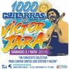 Logo 1000 Guitarras para Víctor Jara #DespiertaChile