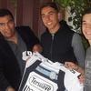 Logo #SelecciónArgentina | Mario Rodríguez, representante de Renzo Saravia, en @GolDeVestuariOK