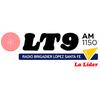 Logo DEPORTE 9 LT9 - JORGE CICERI